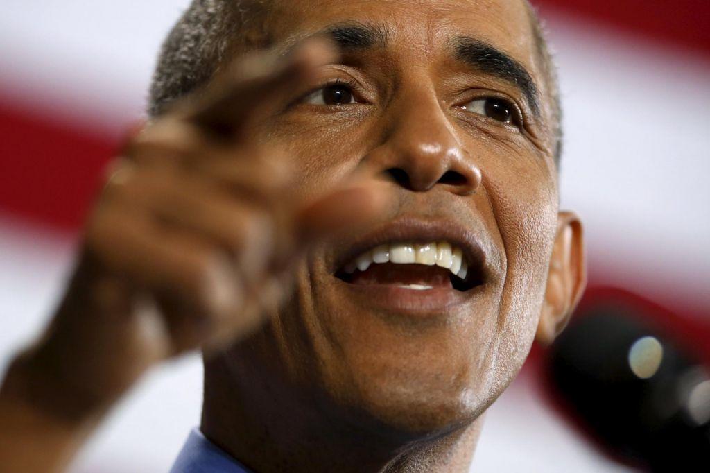 Prekršil »pravilo« in zaradi rasističnih izjav posredno kritiziral Trumpa