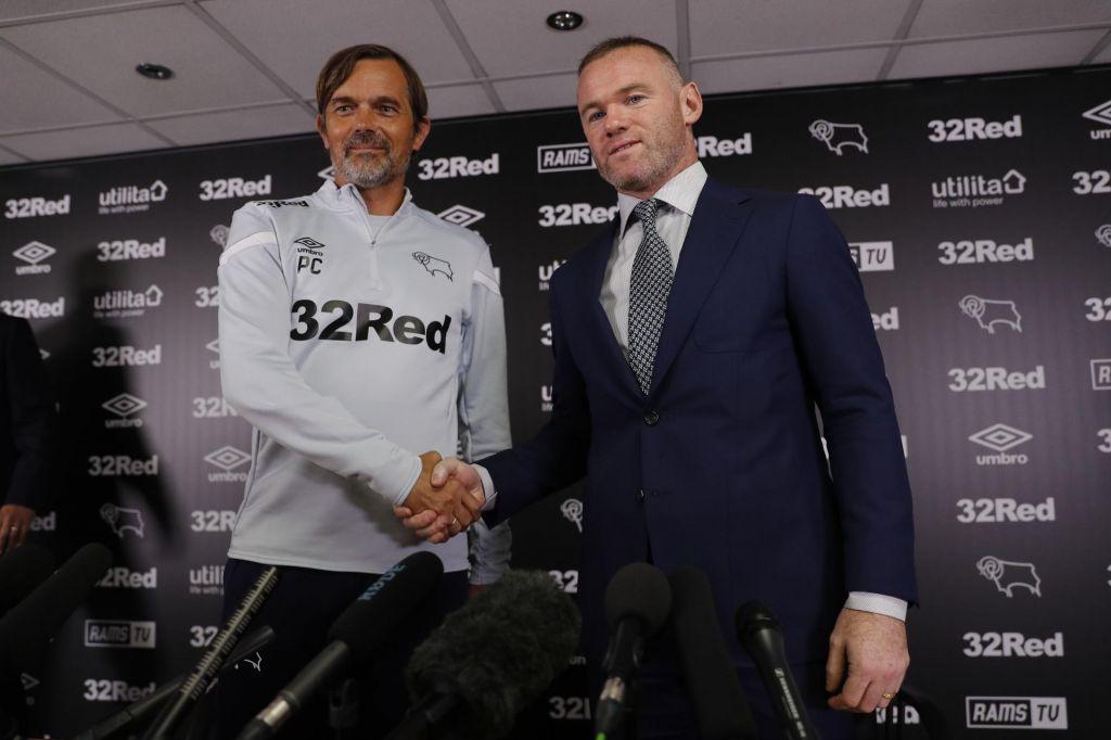Rooney se vrača domov kot igralec in trener
