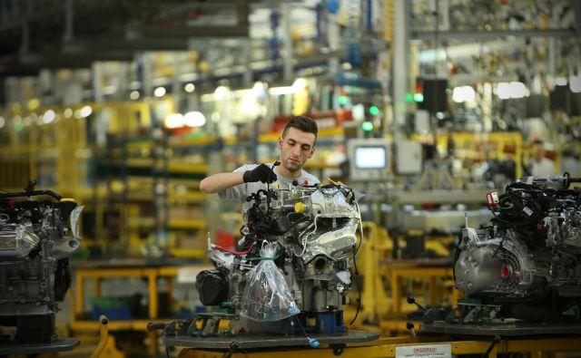 Nemško gospodarstvo kaže nove znake ohlajanja. FOTO: Jure Eržen/Delo