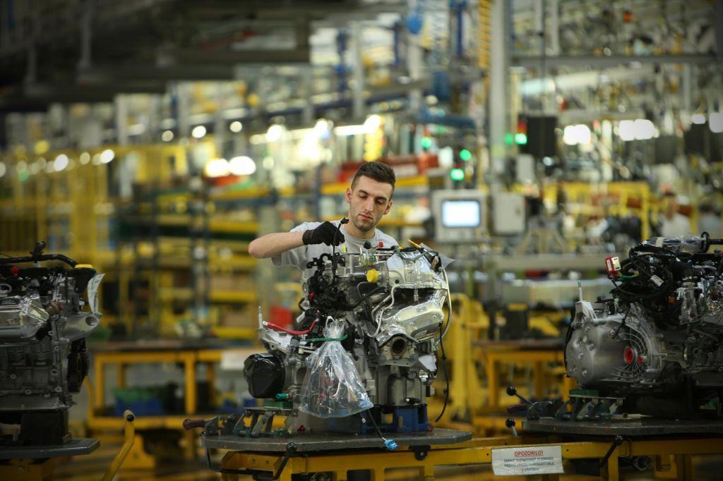 V Nemčiji proizvodnja nepričakovano močno upadla