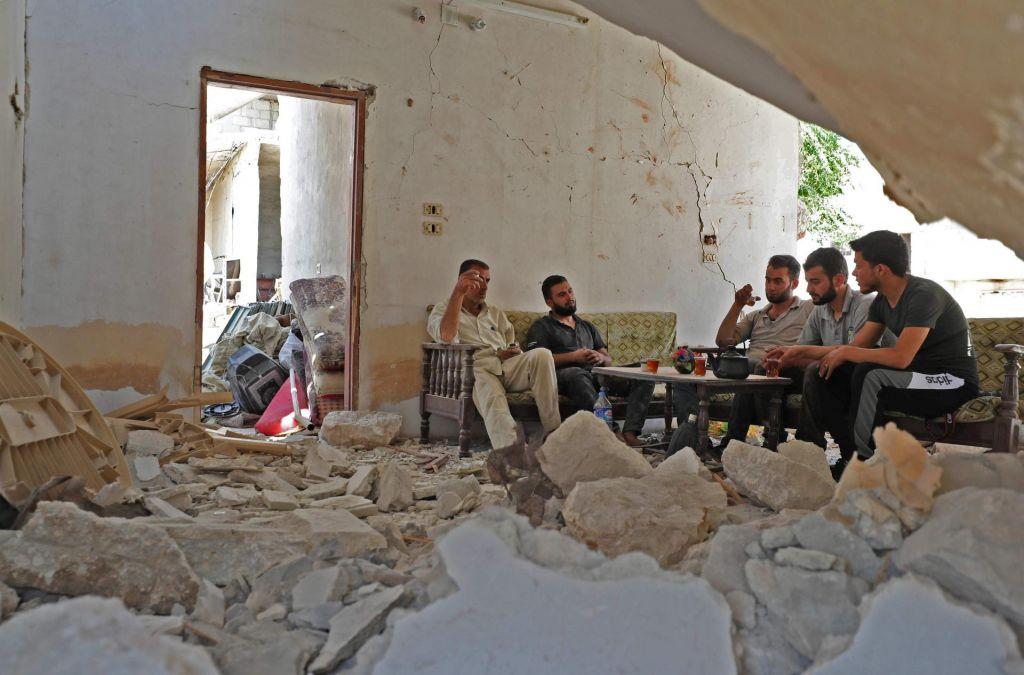 Za ljudi, ujete v Idlibu, obstajajo le grozljivi scenariji