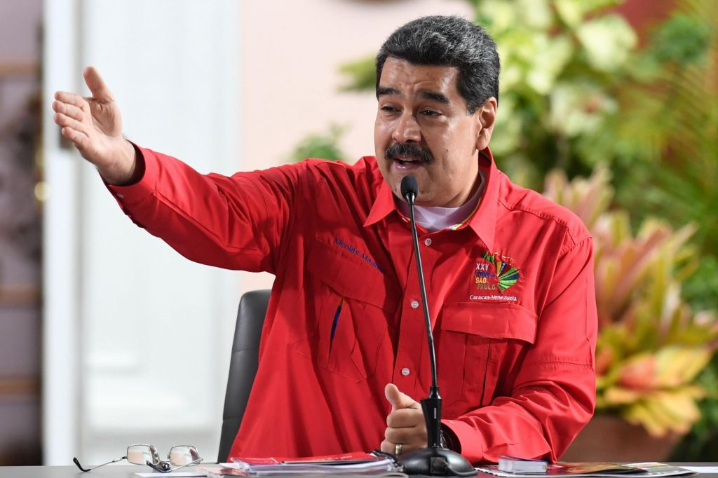 ZDA so uvedle popolno prepoved poslovanja z Venezuelo