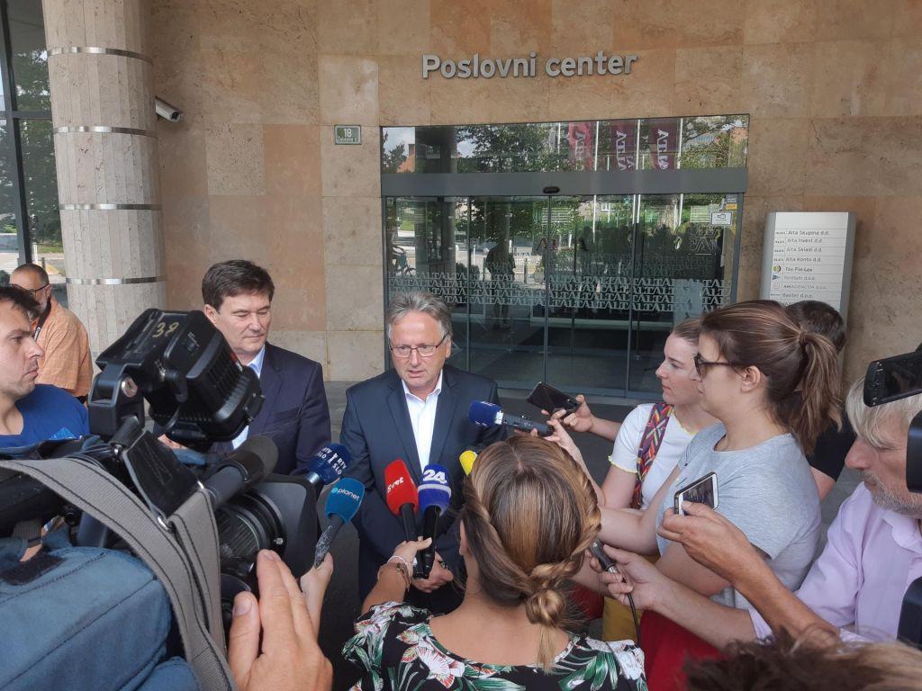 FOTO:Razpis za projekt Glinščice razveljavljen, novi takoj, ko bo mogoče