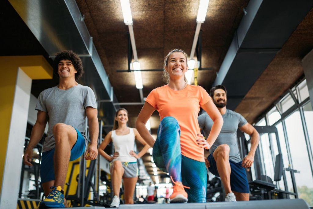Brezplačne vadbe za miganja željne