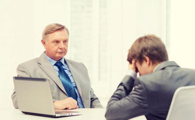 Šefu ni všeč moj profil na družbenem omrežju. FOTO: Shutterstock