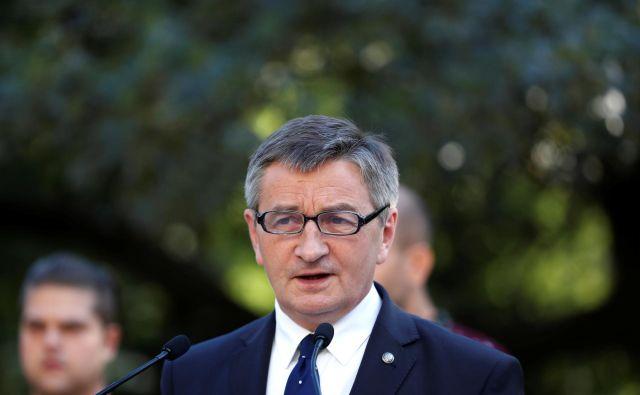 Liberalna opozicija ga je pozvala k odstopu. FOTO: Bernadett Szabo/Reuters