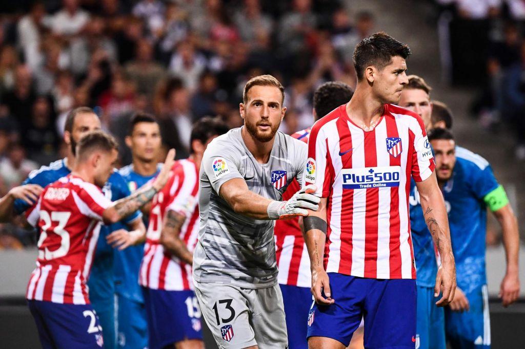 Prihajajo tudi Španci: Jan Oblak in soigralci ob boku Realu in Barceloni