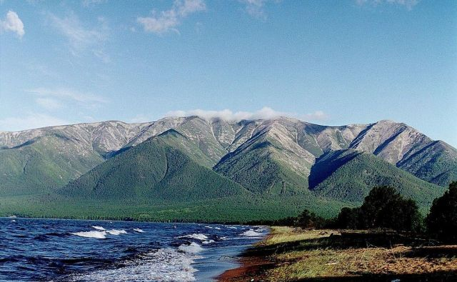 Bajkalsko jezero FOTO: Wikipedia