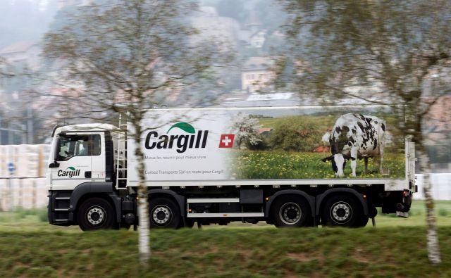 Ena izmed posledic carinskih vojn bo tudi povečan uvoz ameriškega goveda v države EU. Foto: Reuters