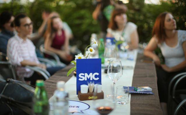 Franci Gerbec: »SMC kljub desetim poslancem nima pomembnejše vloge v slovenski politiki, meša pa štrene.« Foto Jure Eržen