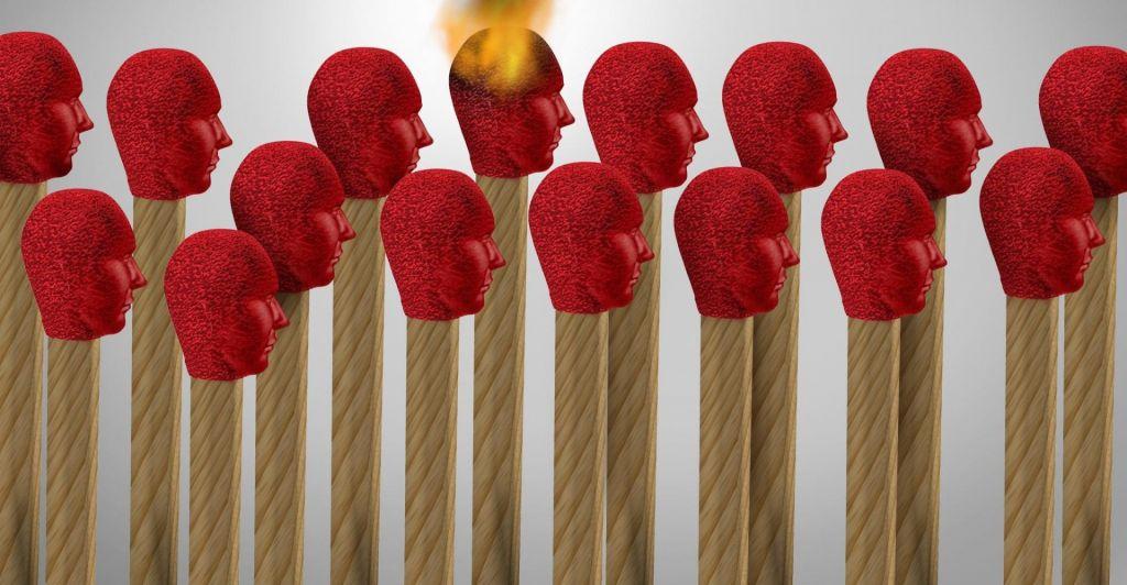 Kako izgorelost zdravijo šušmarji?