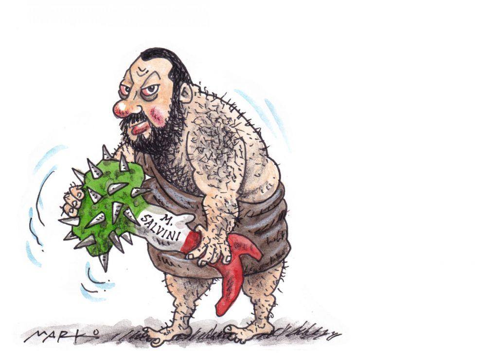 Italijanska vladna kriza