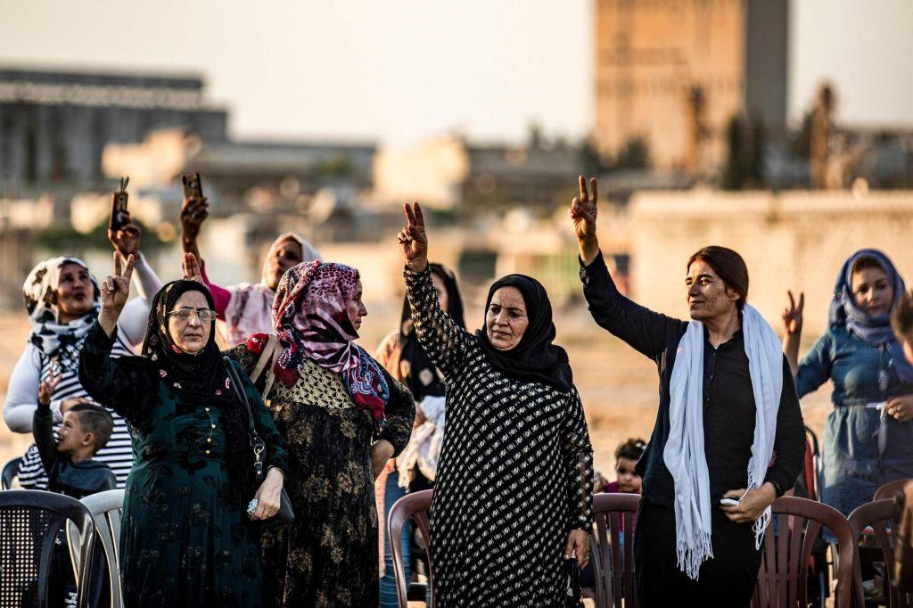 »Varna območja«: le drug izraz za veliki turško-kurdski dogovor?