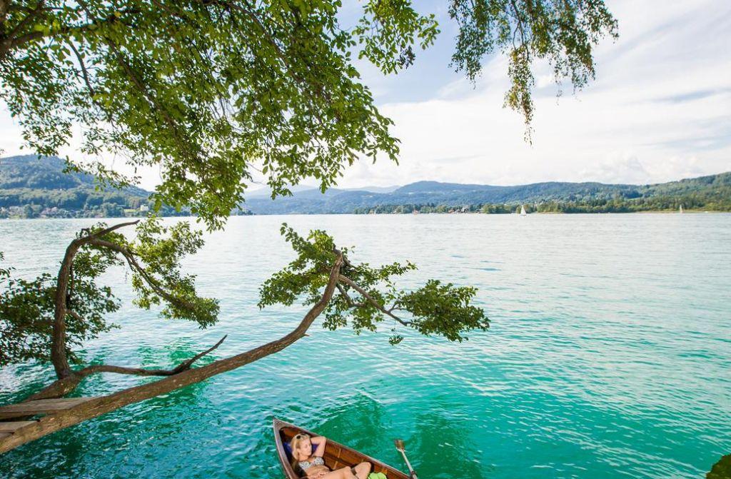 FOTO:Vodni raj na avstrijskem Koroškem