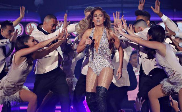Jennifer Lopez je julija prestopila med petdesetletnice. Fotografije Reuters