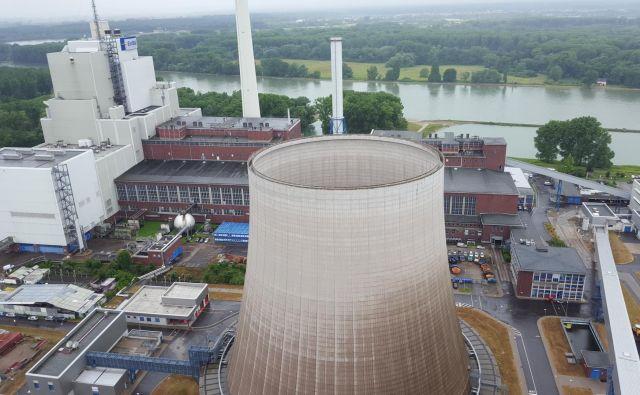 Poraba premoga v svetu še kar raste, kljub podnebnim ciljem. FOTO: Borut Tavčar/Delo