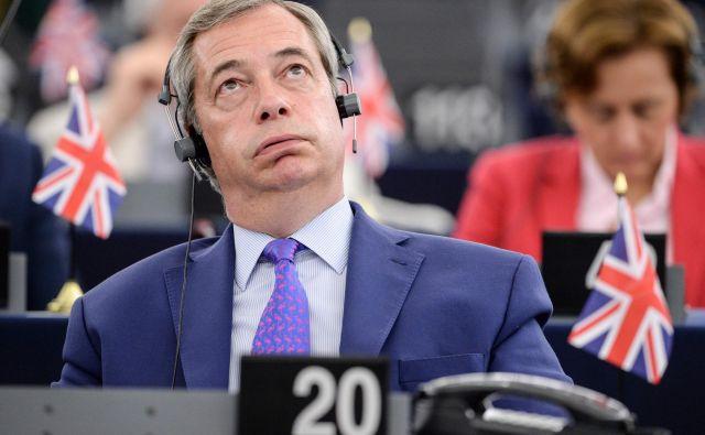 Populist od glave do pet slovi po ostrem jeziku, s katerim ne prizanaša nikomur, niti britanski kraljevi družini ne. FOTO: AFP