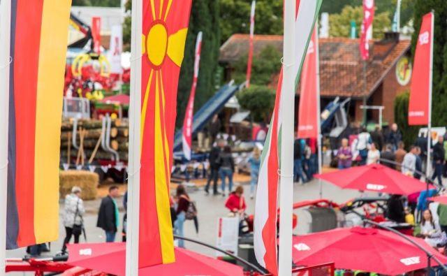 Poleg dežele partnerice, avstrijske Štajerske, se bodo na Agri predstavile še druge države.Foto: Agra