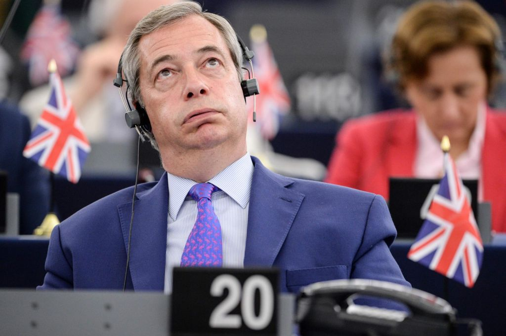 Farage ne mara kraljeve družine