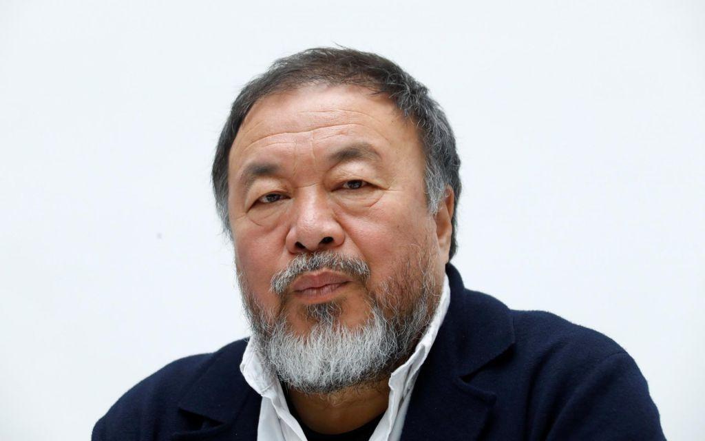 Al Weiwei je opravil z Nemčijo