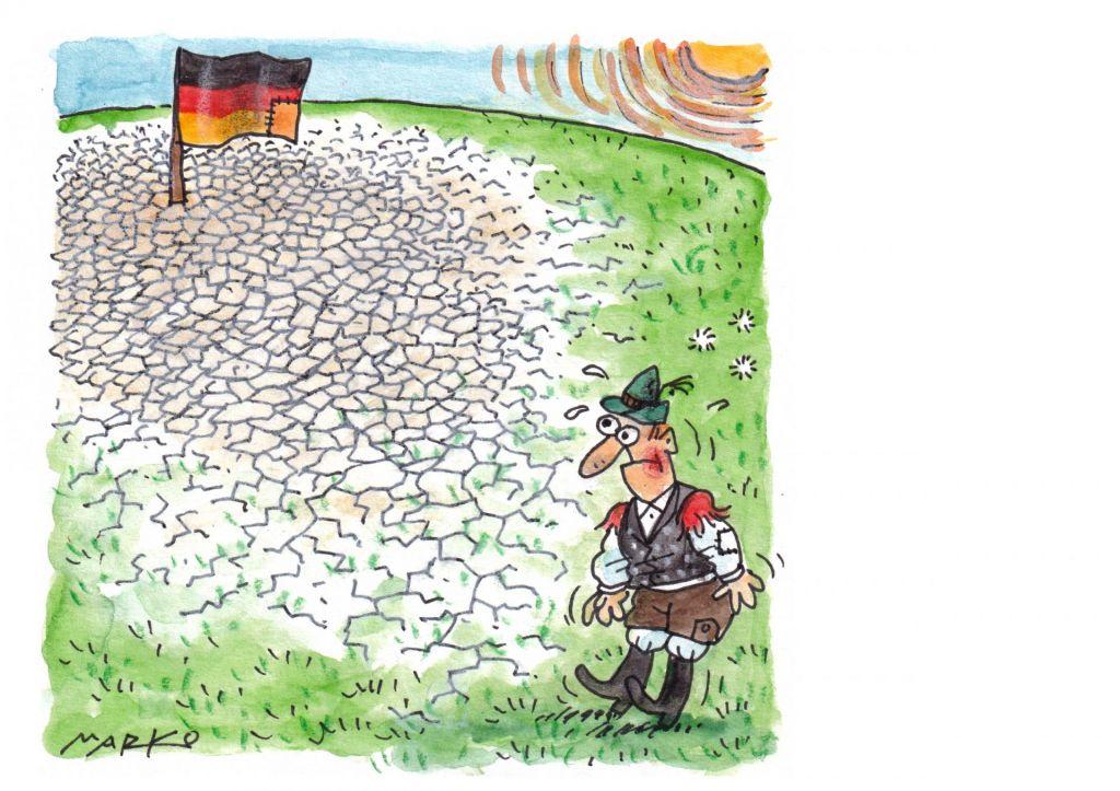 Nemški kašelj nas lahko okuži