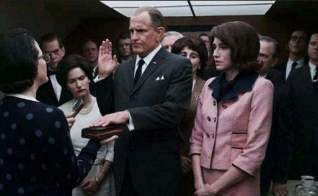 Film tedna: Lyndon B. Johnson Foto TVS