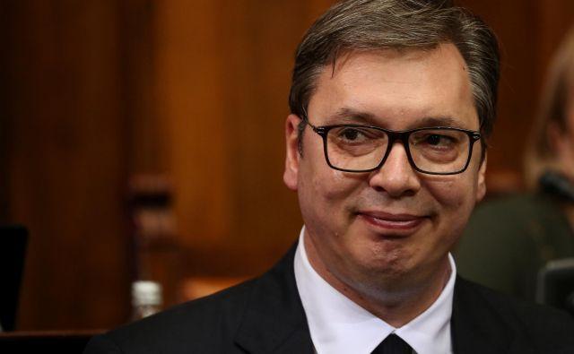 Predsednik Aleksandar Vučić upa, da bo naziv prinesel še več tujih naložb.