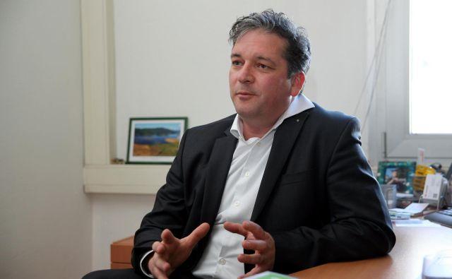 Igor Žula pravi, da se distribucijska skladišča gradijo čim bližje kupcem.<br /> Foto osebni arhiv