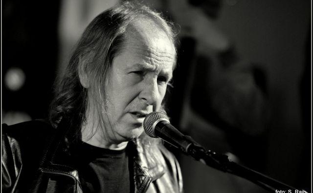 Peter Andrej je oče festivala Kantfest. Foto S. Rajh
