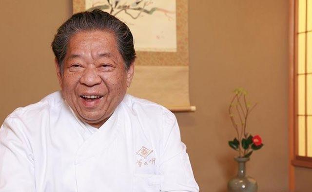 Jošihiro Murata: Obed mora delovati na vse čute.FotoKikunoi