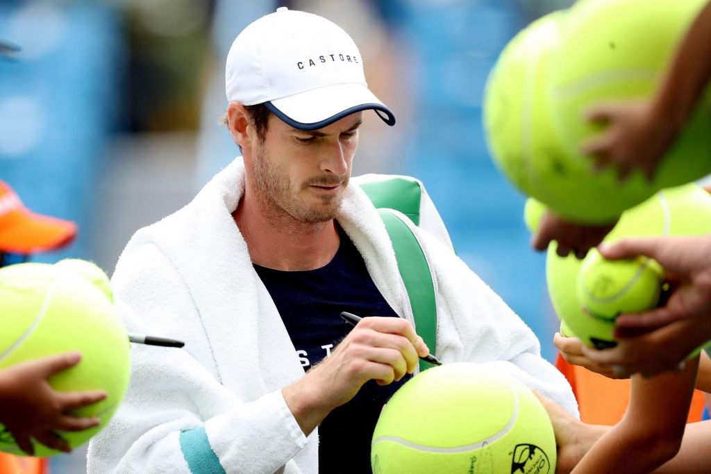 Murray se je vrnil s porazom, na OP ZDA le v dvojicah
