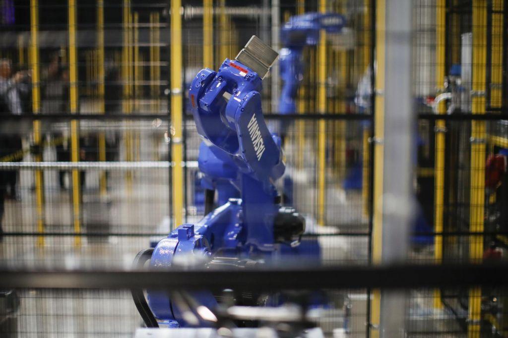 Priložnosti v robotiki, razvoju, turizmu, olimpijadi