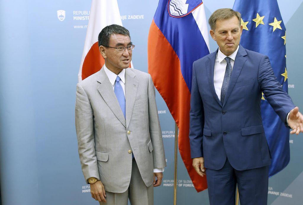 FOTO:Za Japonsko je pomembna enotnost EU