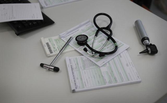 V Sloveniji smo po uporabi eRecepta med državami EU na tretjem mestu, saj tega uporablja 98 odstotkov slovenskih splošnih zdravnikov, povprečje v EU pa je 50 odstotkov. FOTO: Leon Vidic/Delo