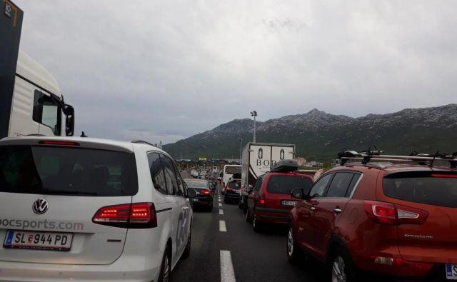 Promet Foto Slobodna Dalmacija