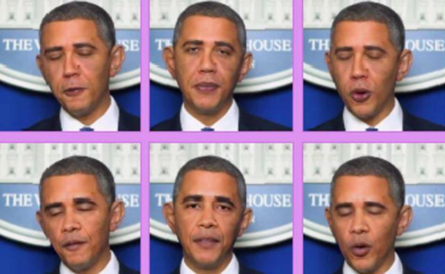 Z vprašanjem, kako prepoznati deepfakes, se ukvarjajo tudi na univerzah, saj lahko mojstrsko izdelani posnetki zamajejo demokracijo.<br /> FOTO: Univerza v Kaliforniji Berkeley
