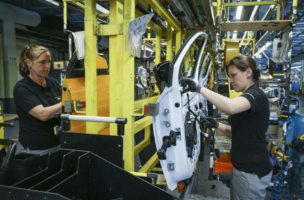 Nemški BDP se je v drugem četrtletju skrčil za 0,1 odstotka
