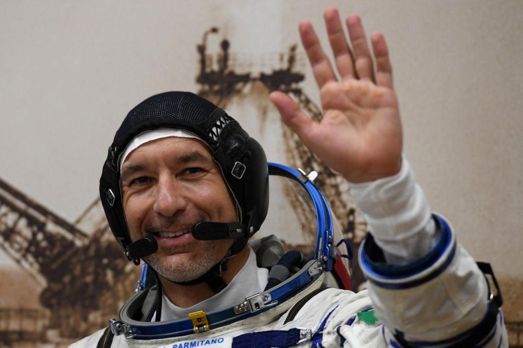 FOTO:Tako je astronavt postal didžej (VIDEO)