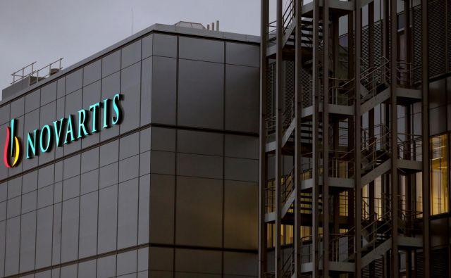 V Upravi ZDA za hrano in zdravila Novartisu očitajo, da so uporabili podatke, za katere so vedeli, da niso verodostojni. FOTO: Arnd Wiegmann/Reuters