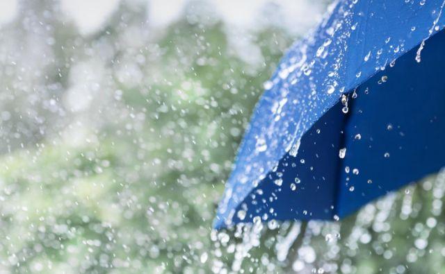 dež Foto Shutterstock