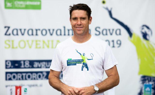 Gregor Krušič je lahko z letošnjim turnirjem veliko bolj zadovoljen, kot je bil z lanskim. FOTO: Sportida
