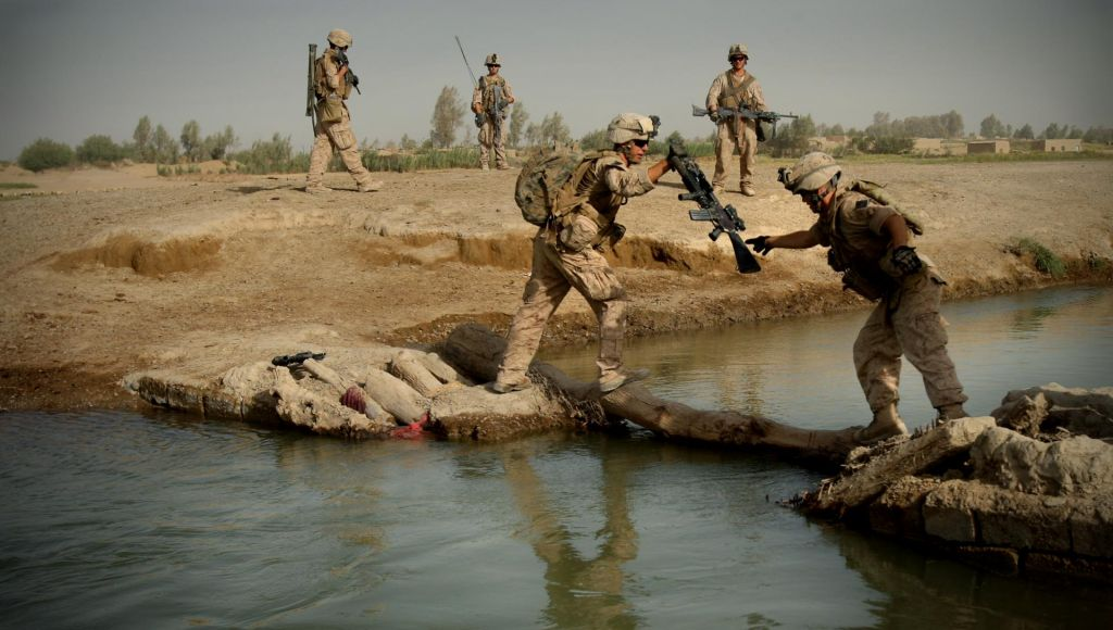 Afganistanska mirovna pogajanja na vrhuncu vojne