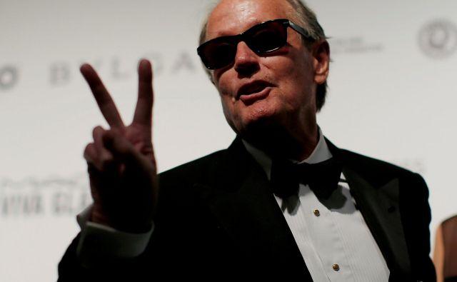 S filmom Goli v sedlu si je Peter Fonda prislužil nominacijo za oskarja za najboljši filmski scenarij. FOTO: Brian Snyder/Reuters
