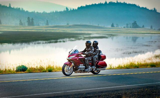 Varne vožnje motocikla si brez ustreznega znanja in veščin ne moremo predstavljati. FOTO: arhiv Honde