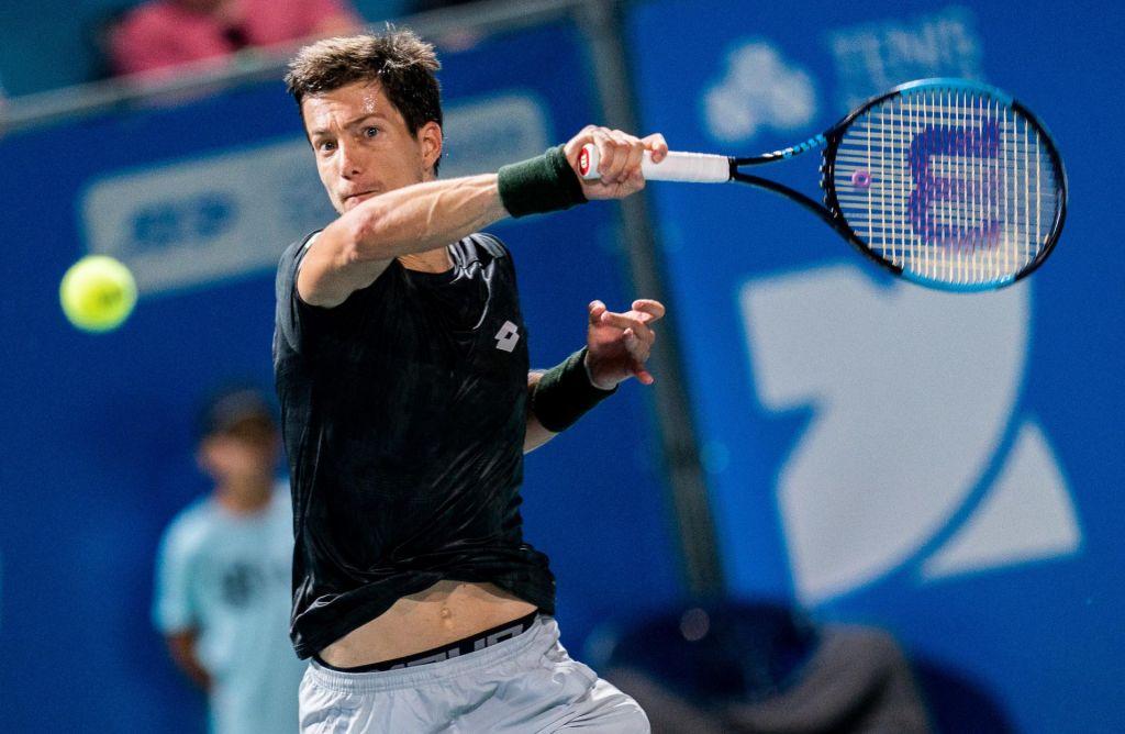 FOTO:Ne slovenski rekord, želja je prvi naslov ATP