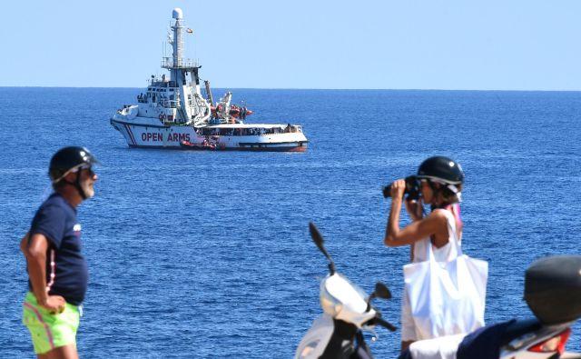 Agencija ZN za migrante ugotavlja, da je letos v morju ozginilo okoli 840 ljudi. FOTO: Guglielmo Mangiapane/Reuters