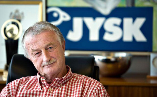 Družba JYSK Trgovina je lani pri nas ustvarila 2,57 milijona evrov čistega dobička.FOTO: Henning Bagger/Afp
