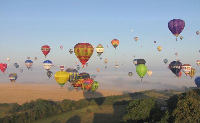 Prvi polet se načrtuje v sredo, 28. avgusta, zjutraj, zadnjega lahko ujamete 1. septembra zjutraj. Foto: Aleš Švegelj