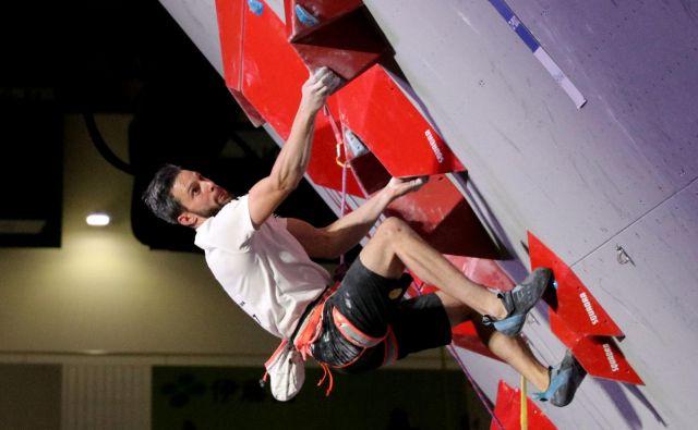 Jernej Kruder je SP končal s 16. mestom v kombinaciji. FOTO: Manca Ogrin