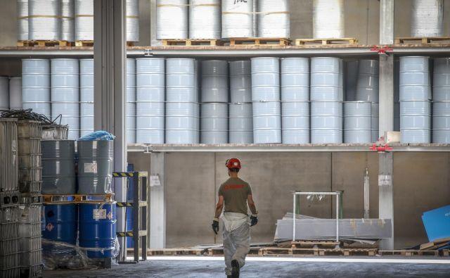 Kemis ima pri sežigalnicah in drugih odstranjevalcih v tujini zakupljene zmogljivosti za 30.000 ton odpadkov na leto. Če se bodo postopki zavlekli, bo zakupljene kvote izgubil. FOTO: Matej Družnik